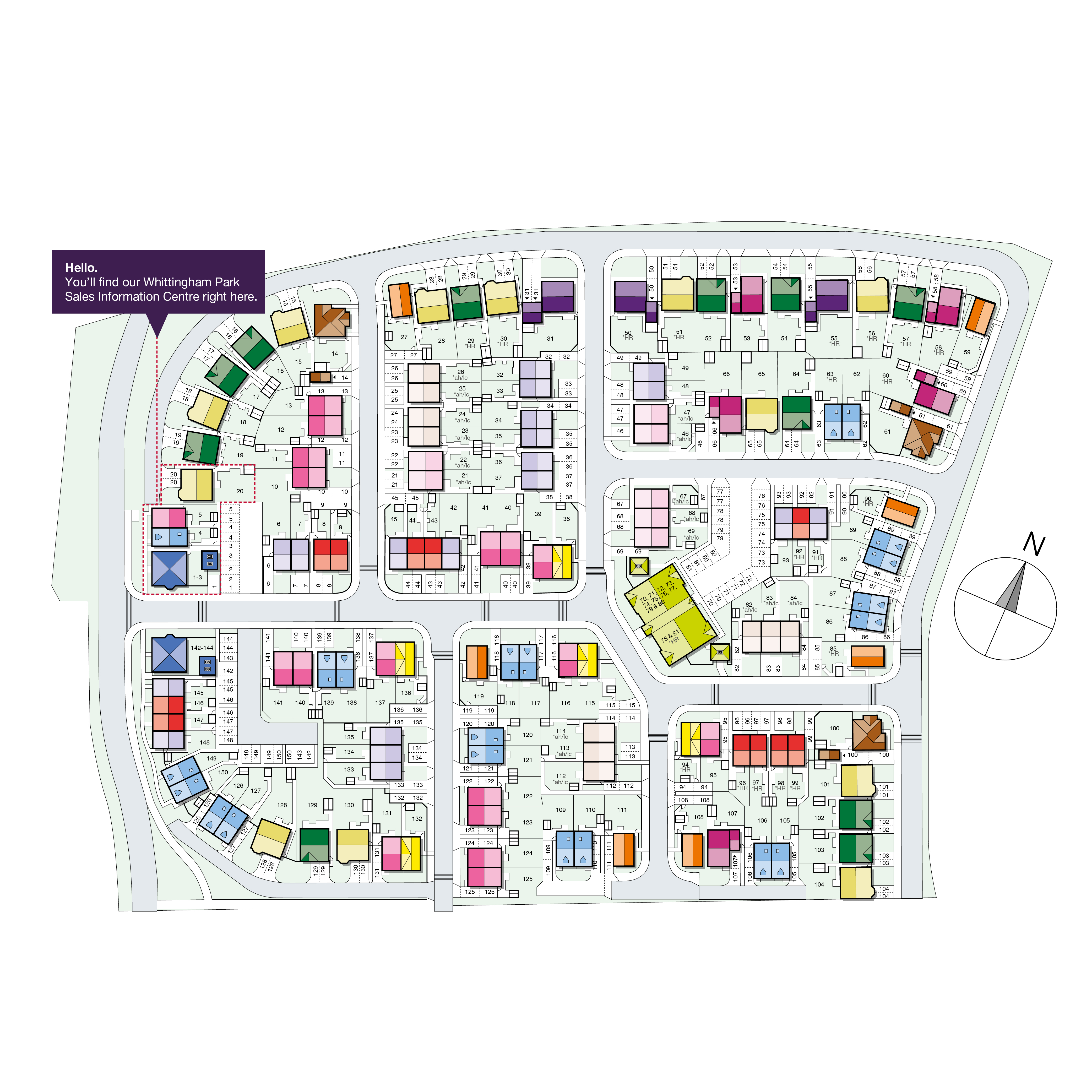Whittingham_Park_Siteplan